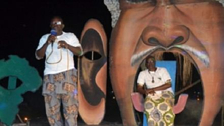Night of tales used in preserving oral tradition in Benin [No Comment]