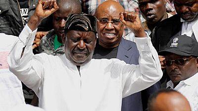 Raila Odinga contemplates 5th bid for Kenya's presidency