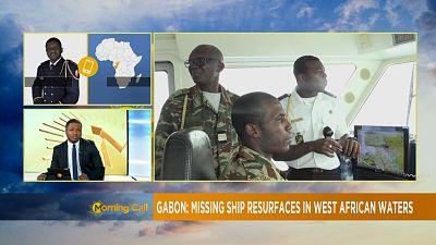Gabon : Le navire disparû retrouvé dans les eaux ouest-africaines [The Morning Call]