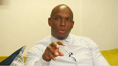 South Africa's Vusi Thembekwayo in drive to incubate more black-owned businesses