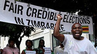 Zimbabwe : la Cour constitutionnelle valide l'élection du président Mnangagwa