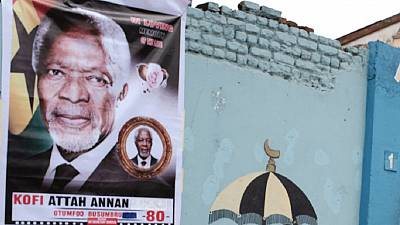 Asanteman: The Ghana kingdom that gifted Kofi Annan to the world