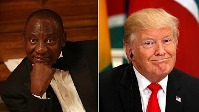 South Africa points out Trump's diplomatic 'failure' on land tweet
