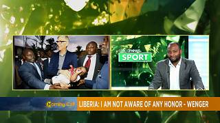 Nigeria escapes FIFA ban, Wenger in Liberia [Sport]