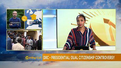 DRC presidential: dual citizenship debate [The Morning Call]
