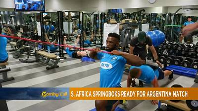 Rugby: can South Africa's Springbox do it again? [The Morning Call]