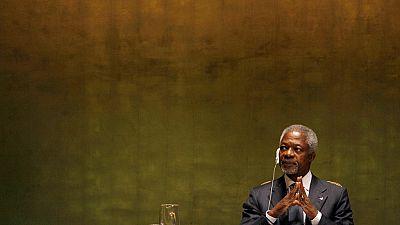 Obsèques nationales pour Kofi Annan au Ghana le 13 septembre