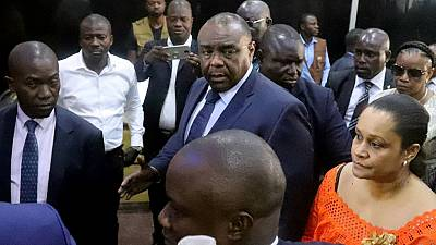 DR Congo bars Pierre-Bemba from presidential ballot