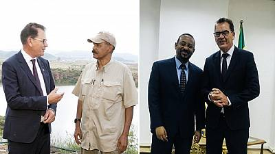 Germany backs Ethiopia-Eritrea deal as diplomat visits Asmara, Addis