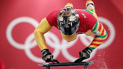 Ghana's skeleton athlete shares productivity secrets of olympians