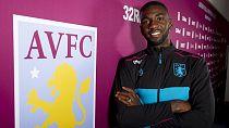 Everton's Yannick Bolasie joins Aston villa on loan