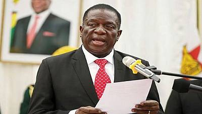Zimbabwe: Mnangagwa voit l'avenir en rose