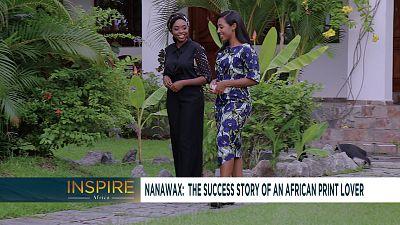 Nanawax: La success story d'une amoureuse du pagne [Inspire Africa]