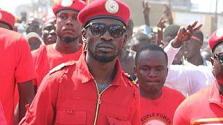 """Ouganda : libération sous caution pour le député Bobi Wine, accusé de """"trahison"""""""
