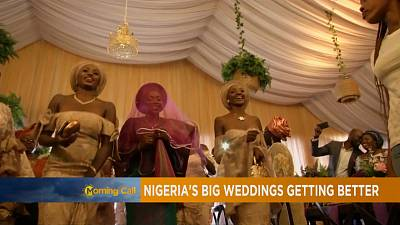 Nigeria's weddings getting even bigger [The Morning Call]