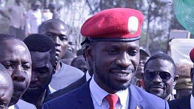 Ouganda : libération sous caution du député et chanteur Bobi Wine