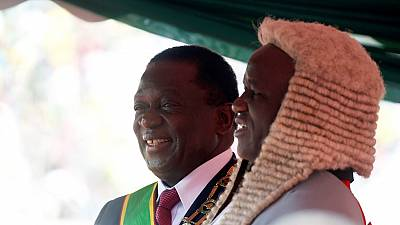U.S sanctions still hang over Zimbabwe