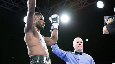 Boxe : un Africain remporte la victoire la plus facile de l'histoire