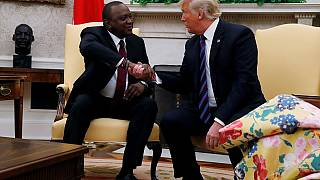 Trump, Kenyatta to focus on security, trade