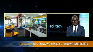Designing workplaces to drive innovation [Sci tech]