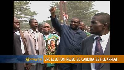 DRC's barred presidential aspirants go to court [The Morning Call]