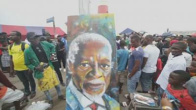 """8ème édition du festival d'arts de rue """"Chale Wote ! """" au Ghana"""