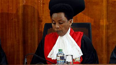 Kenya's deputy Chief Justice arrested