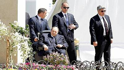 Algérie : le président Bouteflika soigné en Suisse