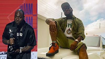 Nigeria pop star Davido enrolls for mandatory youth service
