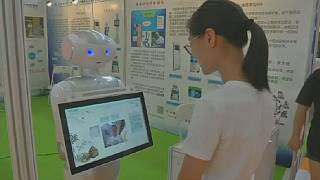 Smart technologies to promote elderly care services in China