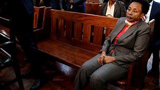 Criminal case against Kenya's Deputy Chief Justice suspended