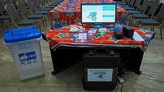 RDC : près de 70 000 machines à voter sur le point d'arriver (médias)
