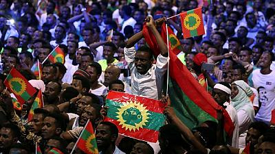 Top Oromia parties hint of merger for Ethiopia's 2020 polls