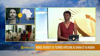 La question migratoire au coeur de la visite d'Angela Merkel en Afrique [The Morning Call]