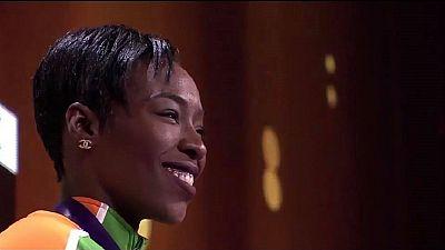 Diamond League de Zurich : l'Ivoirienne Murielle Ahouré en or sur 100 m