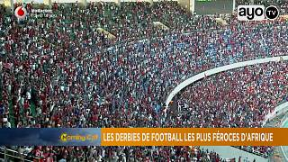 Africa's fiercest football derbies [Sport]