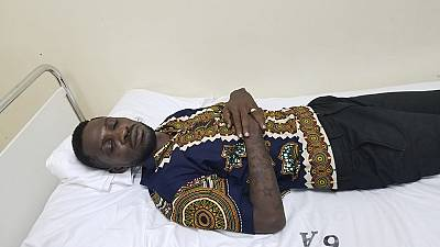 Ugandan pop star MP flies to US for treatment
