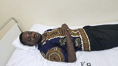 Protests in Uganda as Bobi Wine, Zaake defy examination by gov't doctors