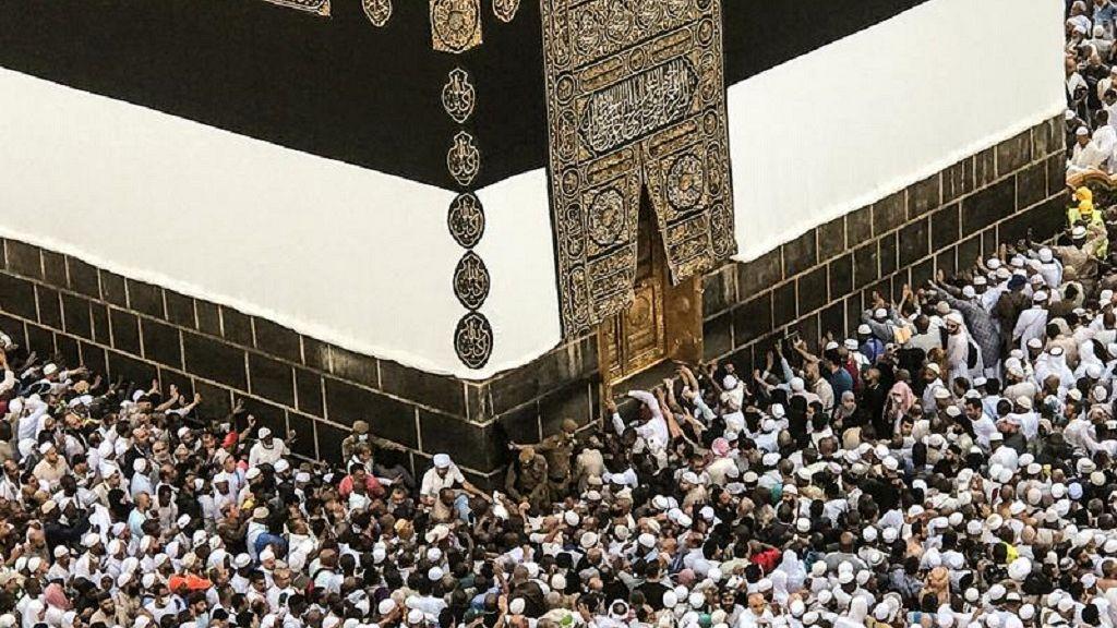 African pilgrims constituted 9 5% of 2018 Hajj population