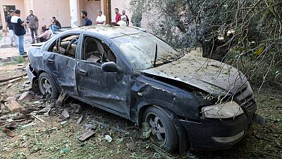 2 children killed in Tripoli as missiles struck house
