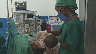 Chinese-donated hospital improves healthcare in Uganda