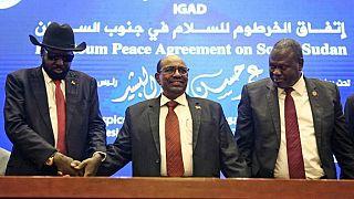 Soudan du sud : Riek Machar paraphe l'accord de paix