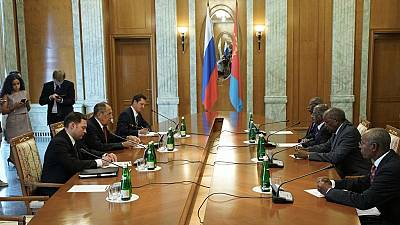 Russia plans investment in Eritrean port as foreign ministers meet