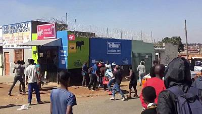 Afrique du Sud-violences xénophobes : les Nigérians jusqu'ici épargnés
