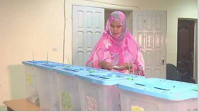 Mauritania: Voting underway in general elections