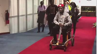 Bobi Wine quitte l'Ouganda pour les Etats-Unis