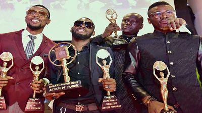 Côte d'Ivoire: Serge Beynaud, Vitale, Safarel et Shan'l lauréats des Primud