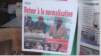 Cameroun : la tutelle de la FIFA sur la Fécafoot prolongée