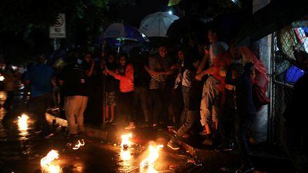Fireball festival lights up Salvadore town