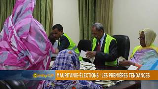 Mauritania: compilation of results in progress [The Morning Call]
